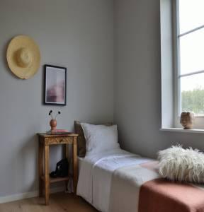chambre douce et apaisante